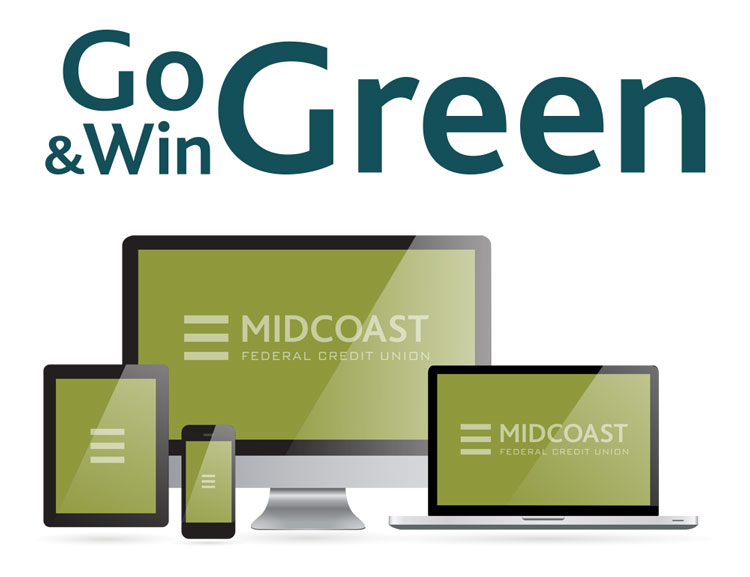 Go Green & Win!